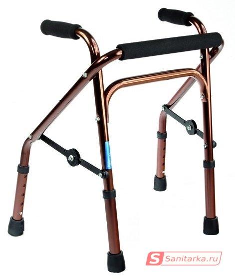 Как сделать ходунки для инвалида своими руками 14