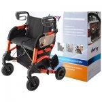 Инвалидная кресло каталка складная Barry 5019C0102SFR