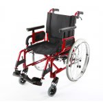 Кресло-коляска с ручным приводом Barry A7 J (7018A0603PU/J)
