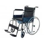Кресло коляска с туалетным устройством, LY-250-682