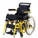 Детская механическая кресло-коляска с вертикализатором HERO 3-K LY-250-130