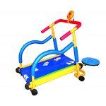 Детская беговая дорожка Kids Treadmill с твистером LEM-KTM002