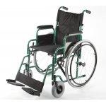 Инвалидная кресло коляска со съемными подлокотниками и подножками 1618С0303 SU/SPU