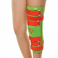 Детский разъемный коленный ортез (тутор) Orlett RKN-203 (P)