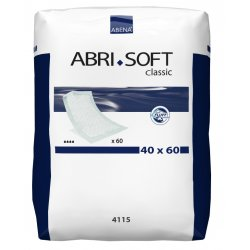 Одноразовые впитывающие пеленки Abri-soft Classic