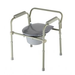 Кресло - туалет складное 10580
