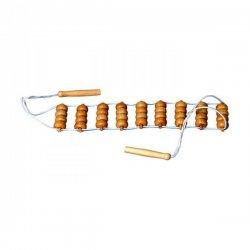 Устройство для релаксации (лента с шариками широкая) ER-1005