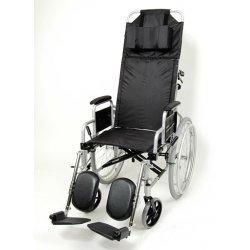 Алюминивая кресло-коляска с высокой спинкой 4318A0604SP