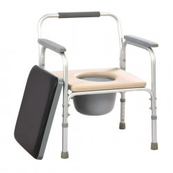 Кресло - туалет,  стул с санитарным оснащением LK 8004 / FS 895 L