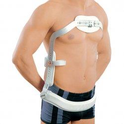 Корсет ортопедический гиперэкстензионный с подвижной нижней панелью (HEB-997)