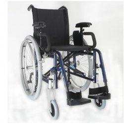 Инвалидная коляска с быстросъемными колесами Barry A7 T 7018A0603 SP/T