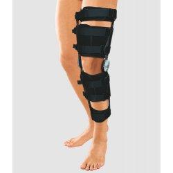 Ортез Orlett на коленный сустав, послеоперационный с выдвижными шинами (HKS-303)