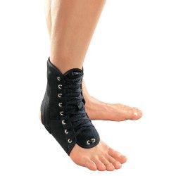 Ортез Orlett на голеностопный сустав со шнуровкой (LAB-201)