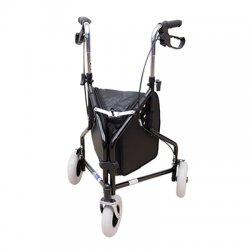 Ходунки на колесах с сумкой RollTrio
