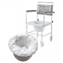 Одноразовые пакеты  для кресел туалетов и подкладных суден Barry Bag 20