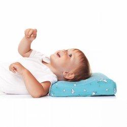 Детская ортопедическая подушка от 1,5 до 3 лет с эффектом памяти TRELAX PRIMA П28