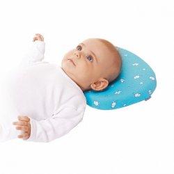 Детская ортопедическая подушка 1-18 месяцев с эффектом памяти TRELAX MIMI П27