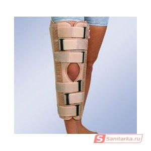 Шина для фиксации коленного сустава (тутор) Orliman (размер: универсальный)