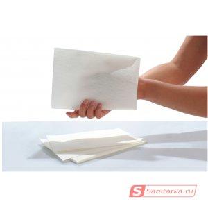 Рукавица для мытья с непроницаемой пленкой внутри Seni, 50 шт.