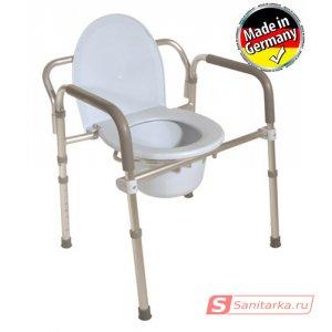 Кресло - туалет, стул с санитарным оснащением Bronigen BWC-120