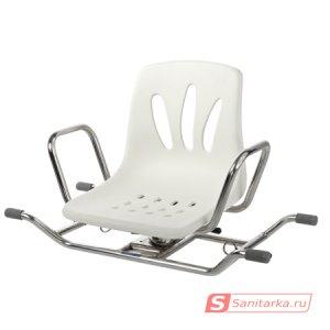 Сиденье для ванны (с поворотом) BS Twist