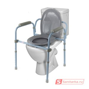 Кресло - туалет компактный 10590