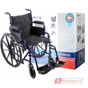 Инвалидная кресло коляска Barry 1618С0303Z
