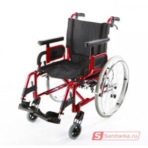 Инвалидная кресло коляска Barry 7018A0603PU/J