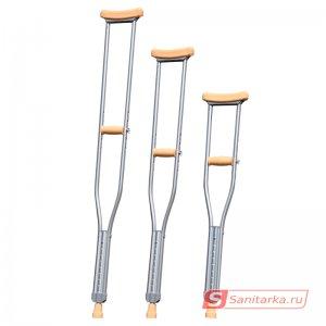 Костыли для инвалидов YU 860 с УПС