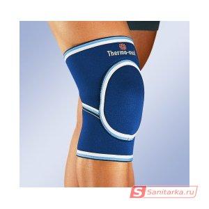 Бандаж коленный из неопрена с защитной подушечкой для надколенника Orliman 4106