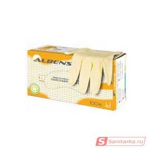 Медицинские перчатки ALBENS  7021