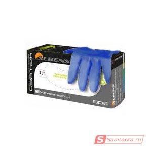 Медицинские перчатки ALBENS  7027