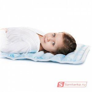 Ортопедический матрас для детей в кроватку Trelax МД60/120