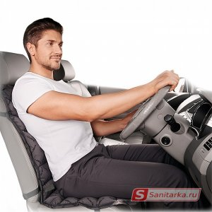 Ортопедический матрац на автомобильное сиденье LUX МА50/110