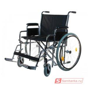 Кресло-коляска инвалидная для полных людей TiStar LY-250-60