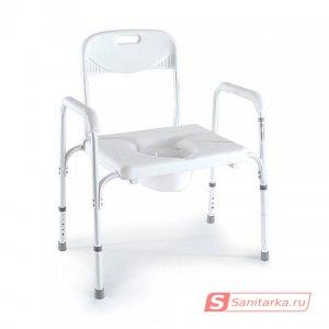 Кресло-туалет для инвалидов, пожилых и полных людей AKKORD-MAXI TSB XXL LY-2011XXL