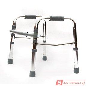 Ходунки для инвалидов Optimal-Alta детские с одной перекладиной LY-504S