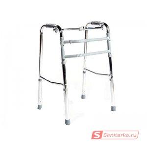 Ходунки шагающие для инвалидов Optimal-Beta LY-505