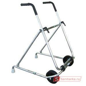 Ходунки на колесах для пожилых и инвалидов Optimal-Kappa LY-506