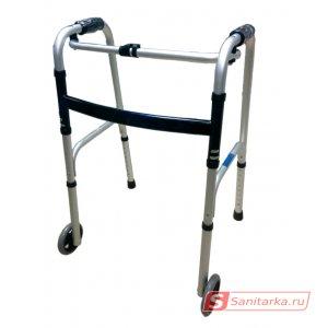 Ходунки для инвалидов на колесах Optimal-Kappa LY-506-912