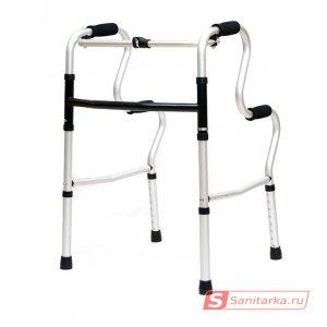 Ходунки двухуровневые для пожилых и инвалидов Optimal-Delta LY-510