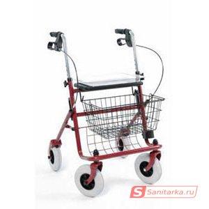 Ходунки-роляторы на четырех колесах для пожилых и инвалидов Optimal-Kappa LY-517A