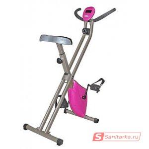 Складной велотренажер X-bike FT-B1234
