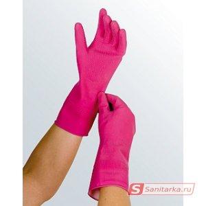 Перчатки для надевания медицинского компрессионного трикотажа Vileda