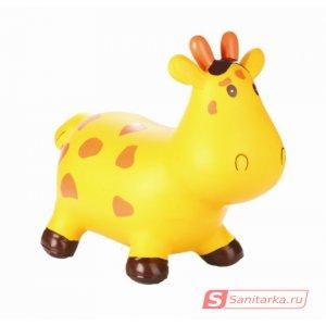 Мяч для занятий лечебной физкультурой Жираф