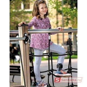 Детский голеностопный ортез M.step