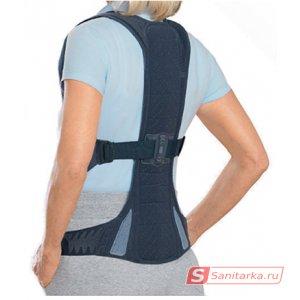 Жесткий спинной корсет / тренажер-корректор для лечения остеопороза Spinomed IV