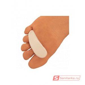 Гелево-тканевая подушечка для пальцев стопы Pedi Soft 137100