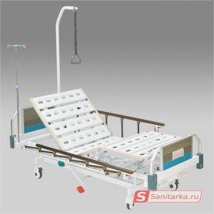 Функциональная механическая кровать ARMED с принадлежностями RS104-F