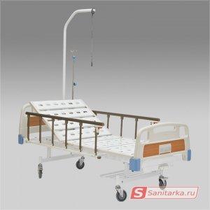 Функциональная механическая кровать ARMED с принадлежностями RS112-A